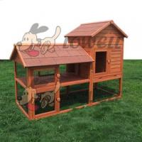 China Wooden pet hutch LWRH-1030 wholesale