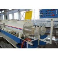 China PVC Double Pipe Extrusion Machine wholesale