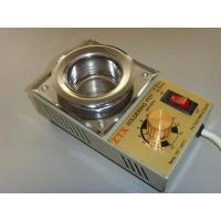 China soldering pot,solder tin Manual soldering furnace thermostat(ZTX) wholesale