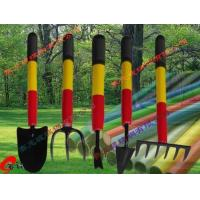 China Fiberglass handles in gardening hoes wholesale