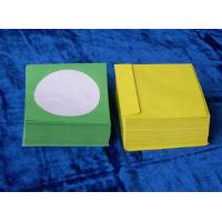 China paper sleeve for cd package on sale