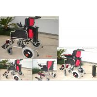 China Power wheelchair/ Electric wheelchair Product name :Comfy hub motor power chair wholesale