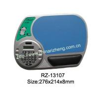 China Rubber-foamed Mouse Pad RZ-13107 wholesale