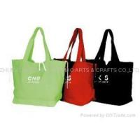 Buy cheap KM07021 canvas tote bag from wholesalers