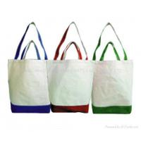 Buy cheap KM07028 Canvas tote bags from wholesalers