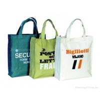 Buy cheap KM07025 canvas tote bags from wholesalers