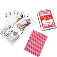 Buy cheap 260gsm Grey Core Laminated Paper Playing Cards Paper Cards from wholesalers