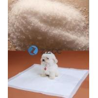 Buy cheap Super Absorbent Polymer For Pet Pads from wholesalers