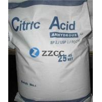 China Citric Acid Powder Citric Acid Anhydrous Industrial Grade wholesale