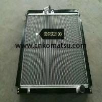 Buy cheap EC210B volvo excavator radiator from wholesalers