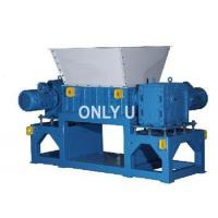 Buy cheap Double shaft shredder for crush wood/tyre/TV set from wholesalers