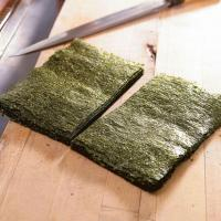 China Grade A Sushi Nori Sheets with Half Cut Size for Sushi Roll wholesale