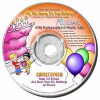 China All Personalized CDs and DVDs Hip Hip Hooray It