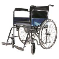 China Manual Lightweight Commode Wheelchair wholesale