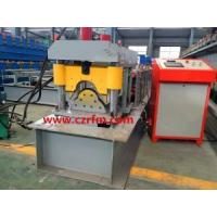 China Factory Color Steel Roof Ridge Cap Forming Machine (312) wholesale