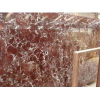 China Natural Stone Rosso Levanto Marble Slabs wholesale