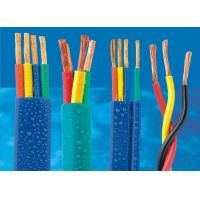 China Flat Submersible Pump Cable 8AWG wholesale