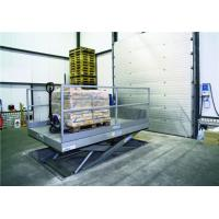 Buy cheap Loading Dock Lift Vehicle Loading Lift Platform from wholesalers