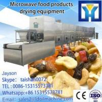 China Small power microwave baking/roasting/puffing Potato chip machine oven on sale