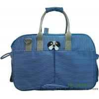 Buy cheap Blue stripe pets hand bag at201 from wholesalers