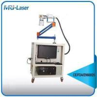 China MRJ-3DFL Series Dynamic Focusing Fiber Laser Marking Machine for gold on sale