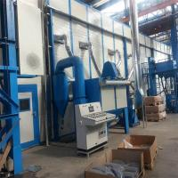 China Coating and Painting sand blasting booth wholesale
