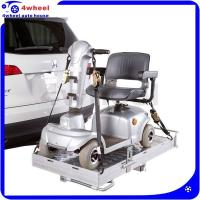 China WR1250B Aluminium Mobility Scooter & Wheelchair Carrier wholesale