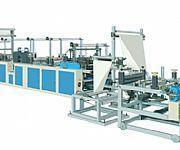 Buy cheap SHXJ-900 Draw Tape Perforating Bag Making Machine For Bag-on-roll from wholesalers