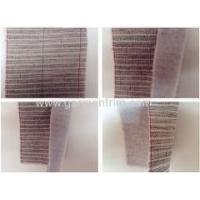 Buy cheap Hair interlinings hair interlining combine non woven felt from wholesalers