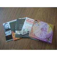 China Various Books/Brochure/Manual cd dvd cardboard on sale