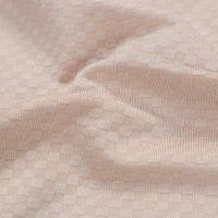 China Fabric 3D square grid fabric for men's shirt,casual trousers fabric,fashion garment fabric wholesale