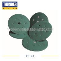 Buy cheap TF-011 Velcro sanding disc from wholesalers