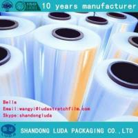 China Export tray transparent packaging film wholesale
