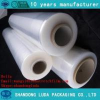 Buy cheap Practical PE wrap film from wholesalers