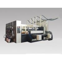 Buy cheap Automatic printing slotting machine Number: 010 from wholesalers