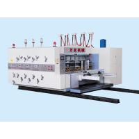 Buy cheap SYKM300/SYKM405/SYKM420/SYKM480 Auto Printing Slotting Die Cutter from wholesalers