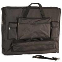 "28"" - Royal Massage Deluxe Black Universal Oversized Massage Table Carry Case"