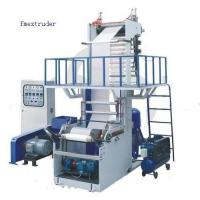 China PE blown film extrusion line on sale