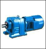 China Helical gearmotor R series wholesale