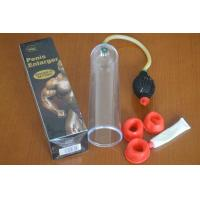China High Vacuum Panis Enlargement Pump With Ball Physical Therapy For Dick Bigger on sale