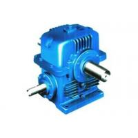 China Twice Envelop Worm Gear Speed Reducer wholesale