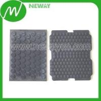 China Plastic Gear OEM EPDM With Adhesive Non Slip Rubber Pad wholesale