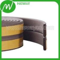 China Plastic Gear Factory Customized Rubber Seal Gasket With Adhesive Tape wholesale