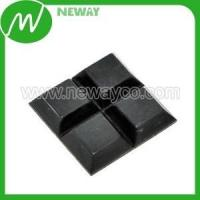 China Plastic Gear Durable Self Adhesive Rubber Feet For Furniture wholesale