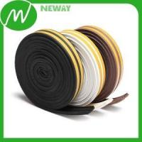 China Plastic Gear Conductive Adhesive Backed Foam Rubber Sealing Tape wholesale