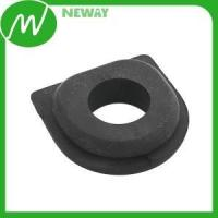 China Plastic Gear Custom Electrical D Shaped Rubber Grommets wholesale