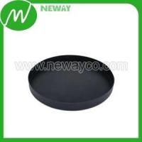 China Plastic Gear ISO Low Tensile Strength Round Plastic Cover Caps wholesale