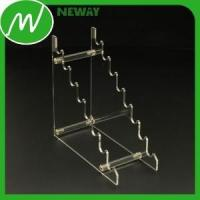 China Plastic Gear Cost Effective Customized Clear Acrylic Pen Holder wholesale