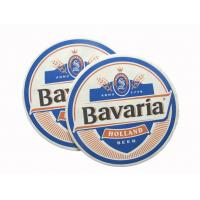 China Round Beer Coaster Printing Cool Drink Cup Coasters China Supplier wholesale