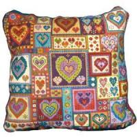 China Little Heart Patchwork wholesale